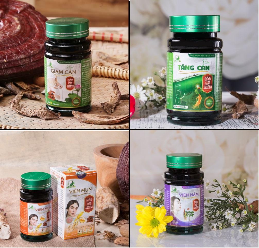 4 sản phẩm của Công ty TNHH Ứng dụng và phát triển Tinh hoa Đông y có Giấy tiếp nhận bản đăng ký công bố sản phẩm bị thu hồi.