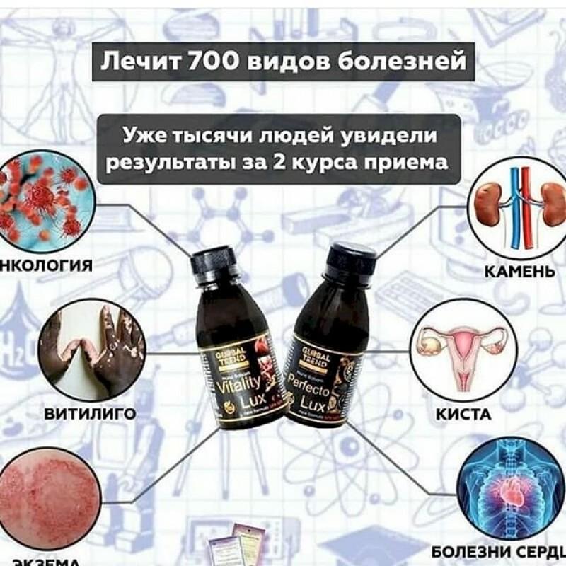 Nano balsam Perfecto lux и Vitality lux