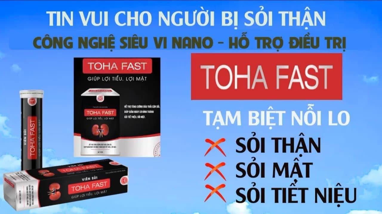 Bộ đôi TAHO FAST không phải bài thuốc của lương y Hiến.
