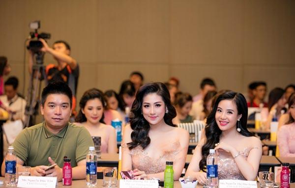 Đại sứ Thương hiệu nước uống đẹp da Beauty & Go, một sản phẩm của Tập đoàn TS Group do bà Nguyễn Thu Trang làm Chủ tịch HĐQT chính là  Á hậu Dương Tú Anh, (ảnh: IT)