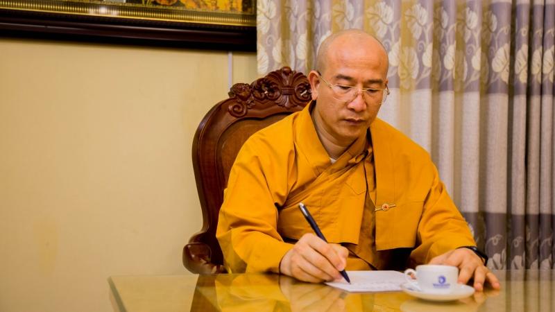 Thích Trúc Thái Minh (sinh năm 1967) là một tu sĩ, tác giả người Việt Nam. Ông hiện là trụ trì chùa Ba Vàng[1], đồng thời là Phó Trưởng ban thông tin Truyền thông Trung ương Giáo hội Phật giáo Việt Nam.
