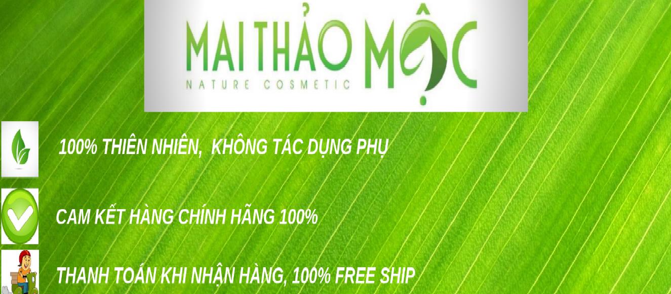 Website của Mai Thảo Mộc.