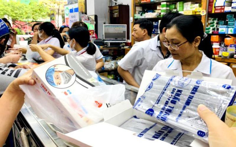 Lợi dụng dịch viêm phổi Vũ Hán đẩy giá khẩu trang, thuốc chữa bệnh lên cao có thể phải ngồi tù
