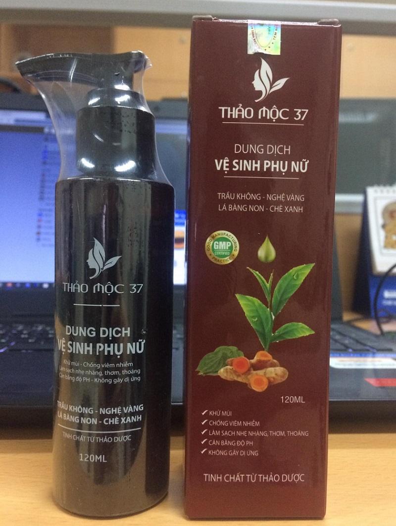 Công ty TNHH Vamico Việt Nam ngang nhiên bán 'chui' sản phẩm Thảo mộc 37, nhiều thông tin mập mờ?