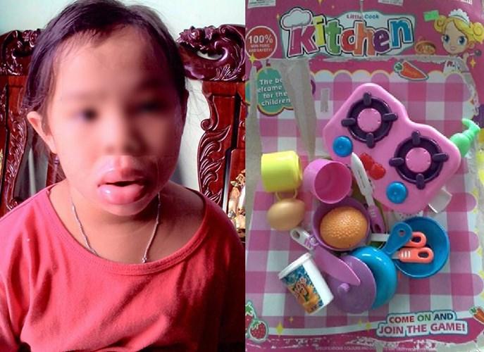12 loại đồ chơi Trung Quốc chứa độc gây vô sinh bị thu hồi các bậc cha mẹ cần biết