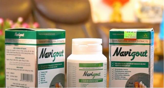 Quảng cáo thực phẩm bảo vệ sức khỏe Navigout quảng cáo lừa dối người tiêu dùng