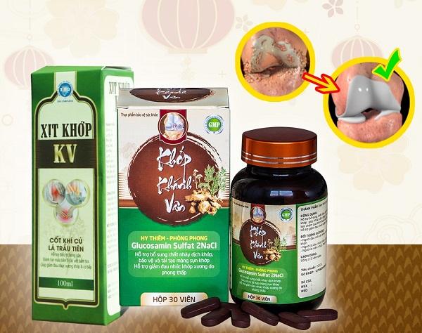 Thực phẩm bảo vệ sức khỏe khớp Khánh Vân quảng cáo sai sự thật, lừa dối người tiêu dùng