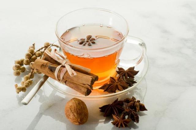 Ba loại trà thảo dược trong vườn nhà chống rét cực tốt