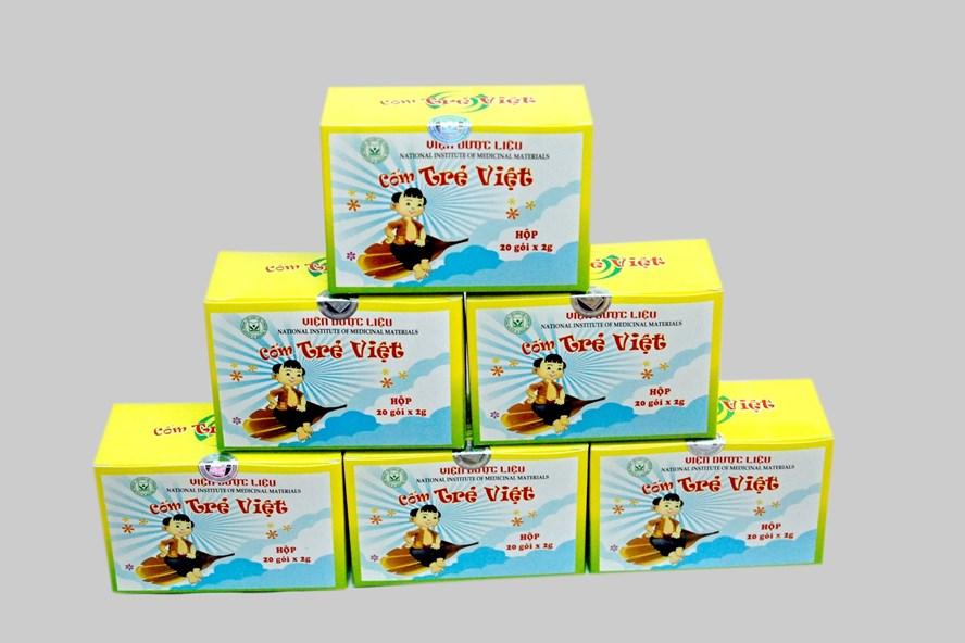 Thuốc cốm Trẻ Việt bị thu hồi do không đạt chất lượng