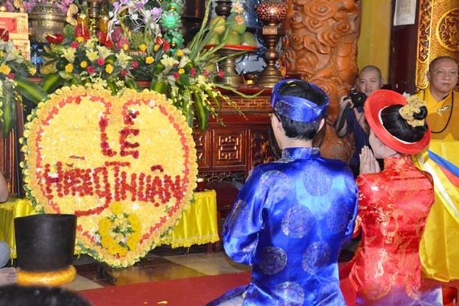 Ý nghĩa lễ hằng thuận tại chùa