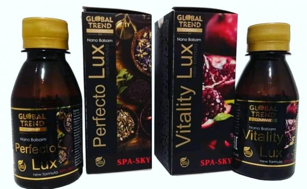 Giới thiệu về sản phẩm Perfecto Lux & Vitality Lux của Nga