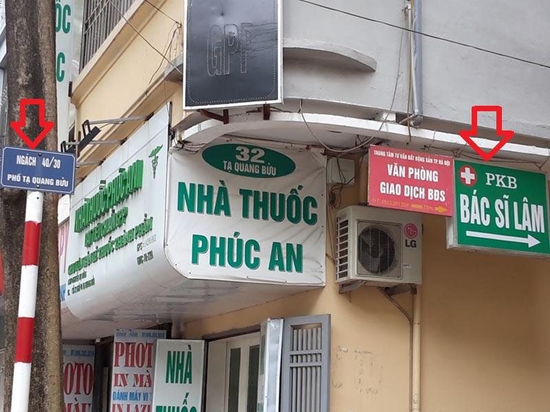 Bác sĩ Lâm địa chỉ khám cho bé uy tín tại Hà Nội