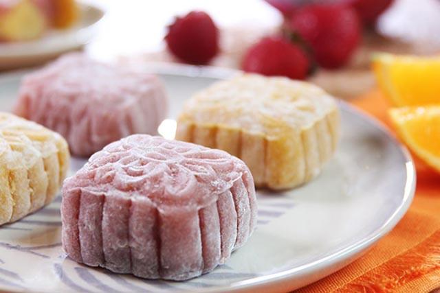 Món chay ngon: Bánh trung thu ngọt ngon cực đơn giản