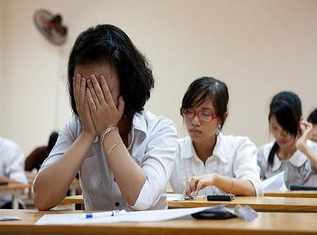 Mắc bệnh thần kinh do áp lực học hành