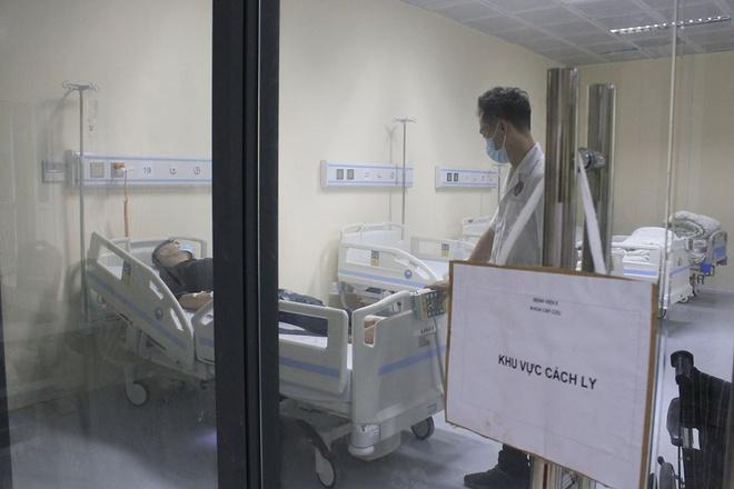 14 người ở Hà Nội bị ho, sốt sau khi trở về từ vùng dịch