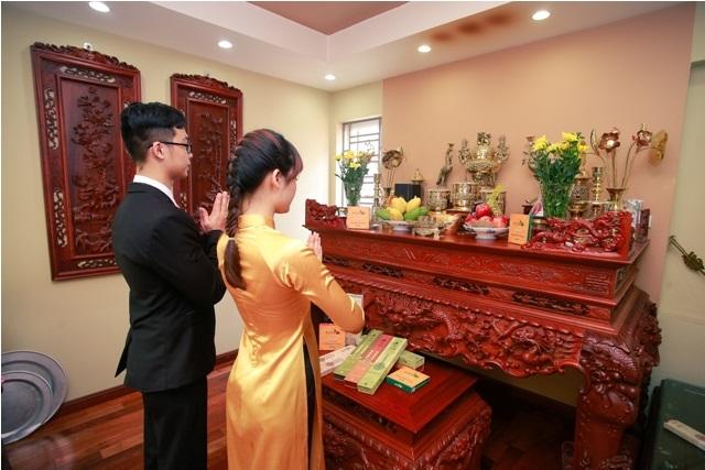 Văn khấn lễ tân gia (Ăn mừng nhà mới), Văn khấn lễ nhập trạch