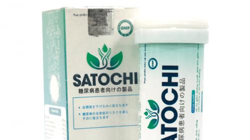 Cẩn trọng với quảng cáo thực phẩm bảo vệ sức khỏe Satochi và Nanofast