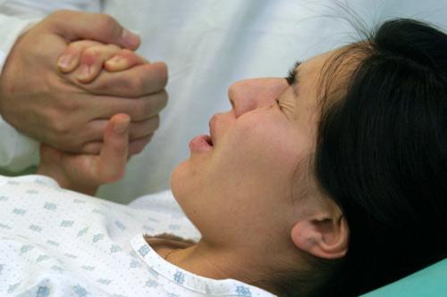 Kinh nghiệm rặn đẻ và cách thở cho phụ nữ mang thai khi vượt cạn