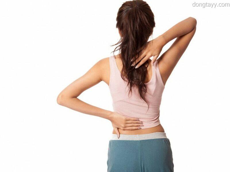 Đông y điều trị đau thắt lưng