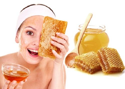 Chăm sóc mắt bằng mật ong