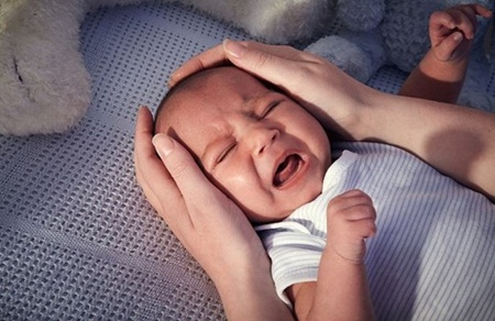 Món ăn bài thuốc cho trẻ khóc dạ đề