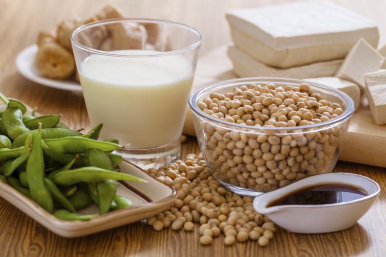 Muốn có thai, tránh ăn đậu nành