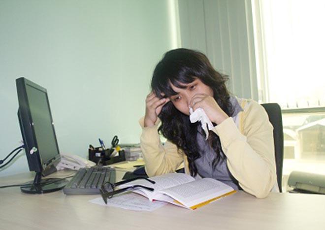 Tự chữa nghẹt mũi đơn giản, khỏi ngay tại chỗ