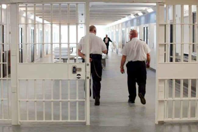 Phật giáo thẩm thấu vào các nhà tù ở Scotland