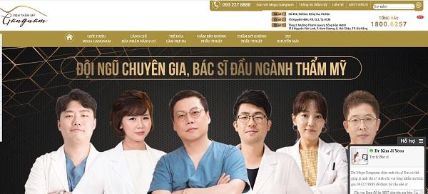 Viện Thẩm mỹ Gangnam bất tuân pháp luật, dùng lao động 'chui' từ Hàn Quốc?