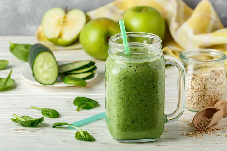 Những thức uống giúp giảm mỡ bụng