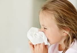 Trẻ sổ mũi kéo dài dễ bị viêm xoang