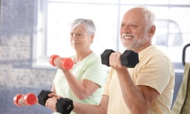 Tập luyện với người bệnh phổi tắc nghẽn