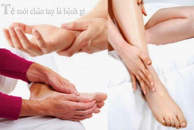 Người thường xuyên mệt mỏi, tê tay chân là do thiếu chất này