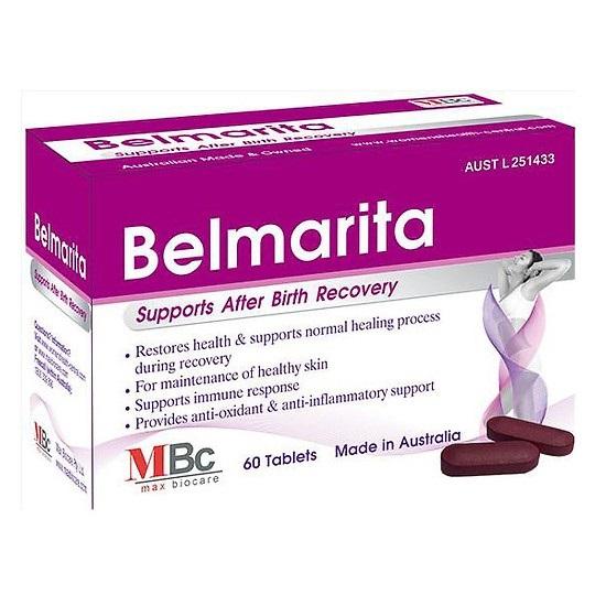 Ngang nhiên quảng cáo Thực phẩm bảo vệ sức khỏe Belmarita sai quy định