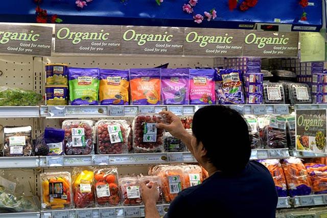 Những lợi ích sức khỏe khi sử dụng thực phẩm hữu cơ hằng ngày