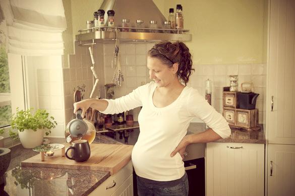 10 vị thuốc quý dễ kiếm cho thai phụ