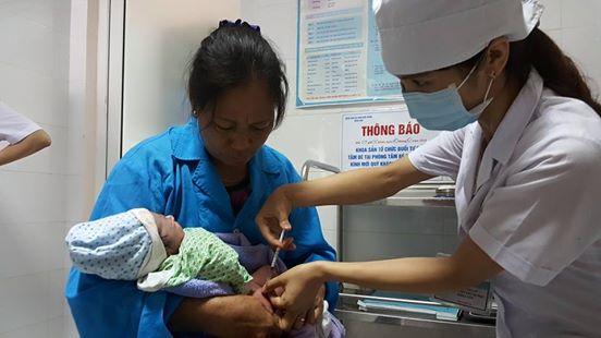 Thời điểm tốt nhất để tiêm vaccin viêm gan B cho trẻ em