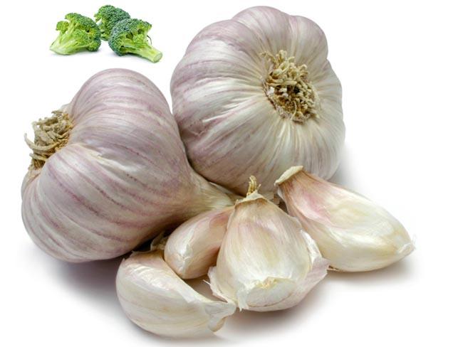 Ăn Tỏi và bông cải xanh ngăn ngừa bệnh ung thư