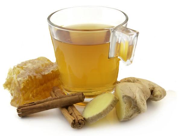Trà dược liệu tốt cho sức khỏe theo mùa: Uống Trà gừng Thần Dược ngày giá rét