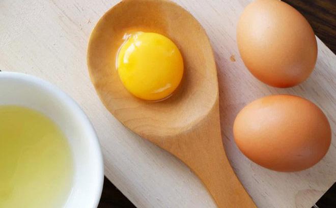 Các loại mặt nạ bằng trứng gà
