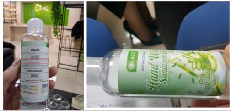 Vì sao gel rửa tay Hand Wash do Công ty TNHH Quốc tế Laco bị thu hồi?