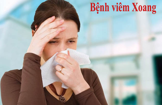 Những điều cần biết về bệnh viêm xoang, bệnh Xoang mãn tính