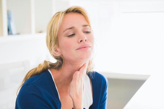 Khi viêm họng chữa mãi không khỏi